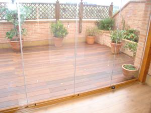 cerramiento de cristal para terraza